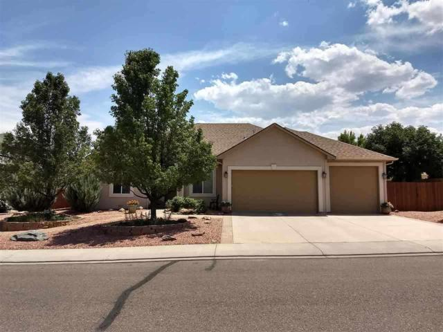 2071 Raindance Court, Grand Junction, CO 81507 (MLS #20184139) :: The Borman Group at eXp Realty