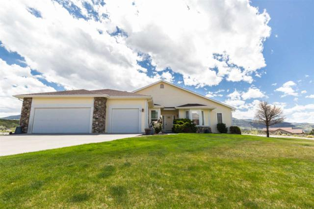 42 Eagle Rock Place, Parachute, CO 81635 (MLS #20184140) :: The Grand Junction Group