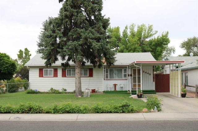 2445 Mesa Avenue, Grand Junction, CO 81501 (MLS #20184155) :: The Christi Reece Group