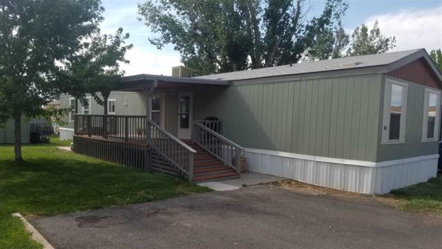 585 25 1/2 Road #209, Grand Junction, CO 81505 (MLS #20184160) :: The Christi Reece Group