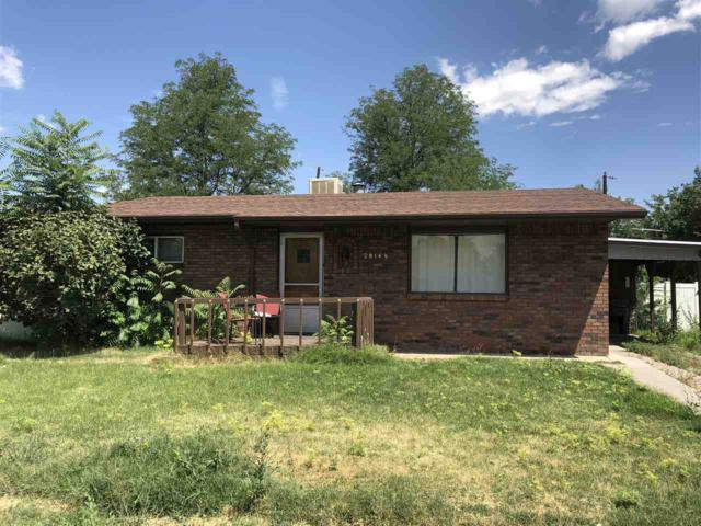 2814 1/2 Texas Avenue, Grand Junction, CO 81501 (MLS #20184164) :: The Christi Reece Group
