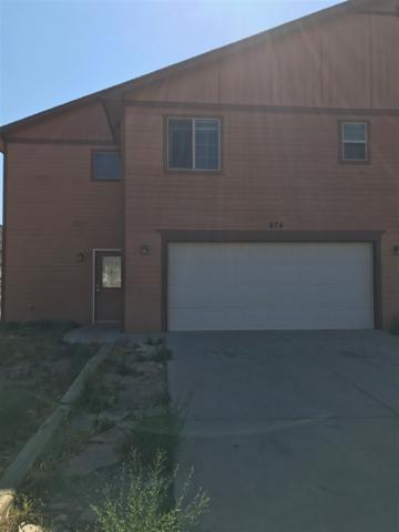 474 Rouse Avenue, De Beque, CO 81630 (MLS #20184627) :: The Grand Junction Group