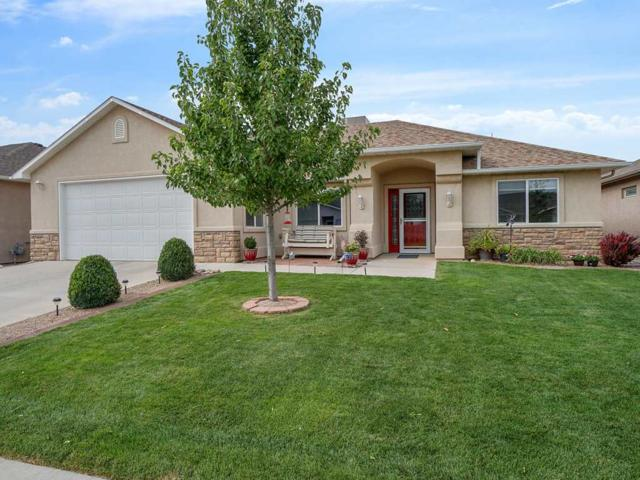 1223 Wolf Creek Court, Fruita, CO 81521 (MLS #20184665) :: The Grand Junction Group