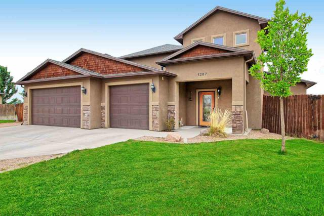 1267 River Rock Court, Fruita, CO 81521 (MLS #20184690) :: The Grand Junction Group