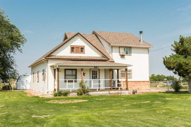 883 23 Road, Grand Junction, CO 81505 (MLS #20184771) :: The Christi Reece Group