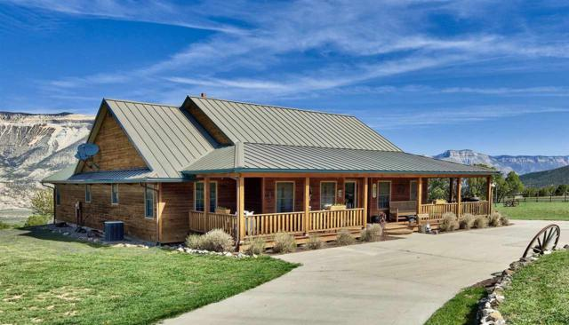 7101 County Road 306, Parachute, CO 81635 (MLS #20184906) :: The Grand Junction Group