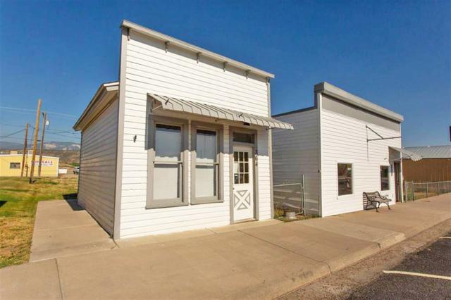 348 & 364 Minter Avenue 1, 2, 3, De Beque, CO 81630 (MLS #20184917) :: The Grand Junction Group