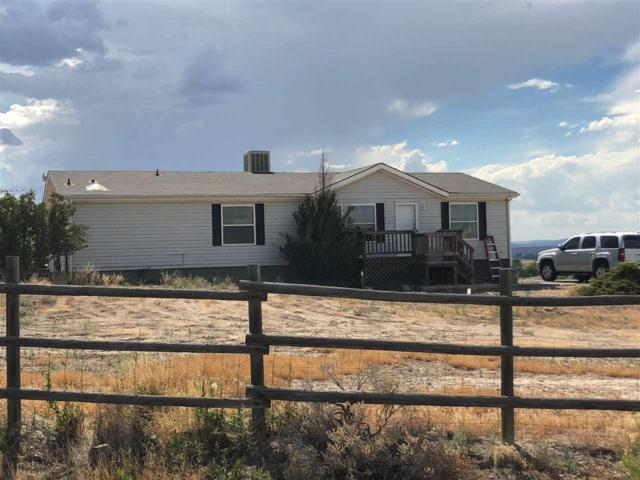 1739 10 Road, Mack, CO 81525 (MLS #20185110) :: Keller Williams CO West / Mountain Coast Group