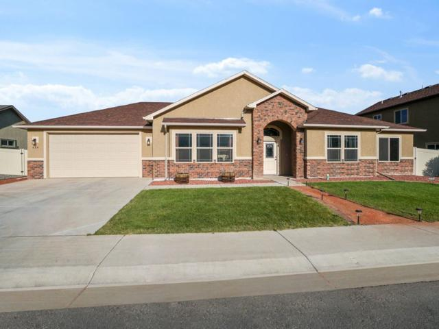 626 Bradford Drive, Grand Junction, CO 81504 (MLS #20185185) :: The Christi Reece Group