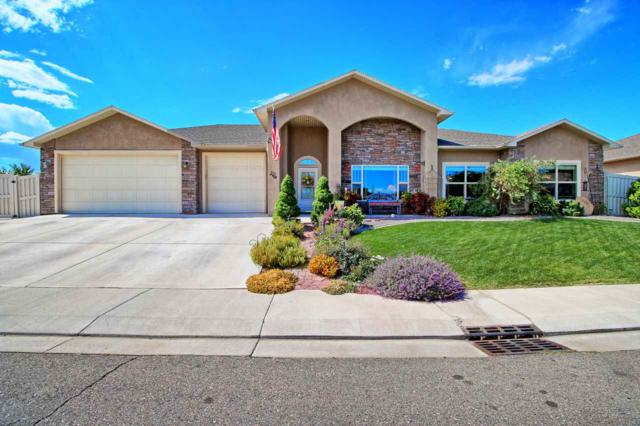 651 Allegheny Drive, Grand Junction, CO 81504 (MLS #20185216) :: The Christi Reece Group