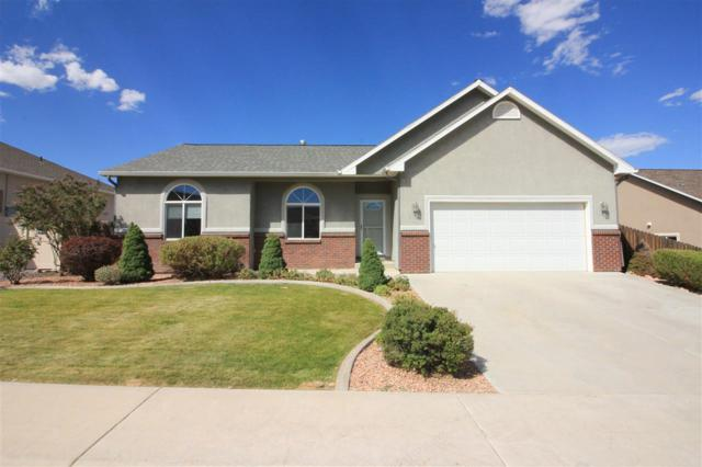 2952 Great Plains Drive, Grand Junction, CO 81503 (MLS #20185222) :: The Christi Reece Group