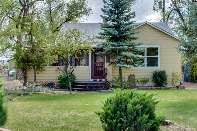 335 Franklin Avenue, Grand Junction, CO 81505 (MLS #20185232) :: The Christi Reece Group