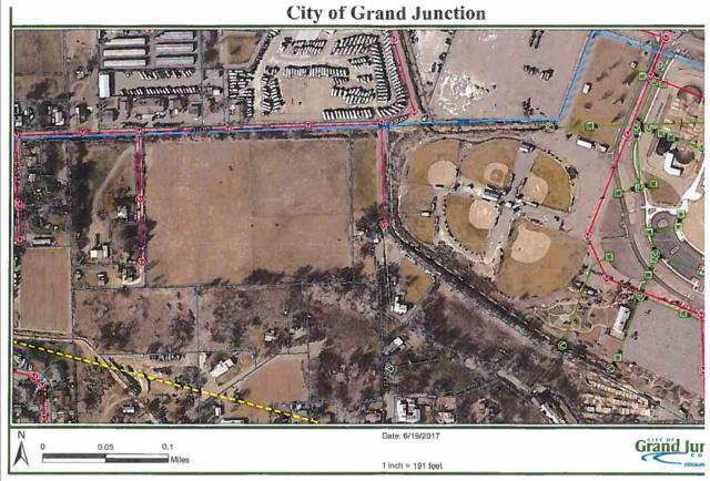 2735 B 1/4 Road, Grand Junction, CO 81503 (MLS #20185240) :: CapRock Real Estate, LLC