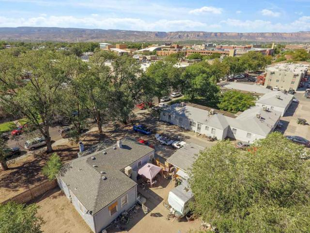 1320 Elm Avenue, Grand Junction, CO 81501 (MLS #20185243) :: Keller Williams CO West / Mountain Coast Group