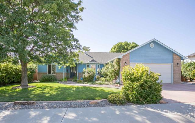 727 N Valley Drive, Grand Junction, CO 81505 (MLS #20185246) :: CapRock Real Estate, LLC