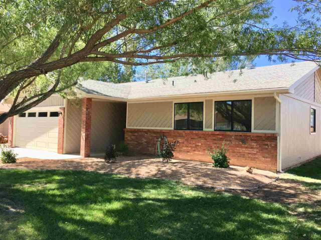 623 Pioneer Road, Grand Junction, CO 81504 (MLS #20185247) :: The Christi Reece Group