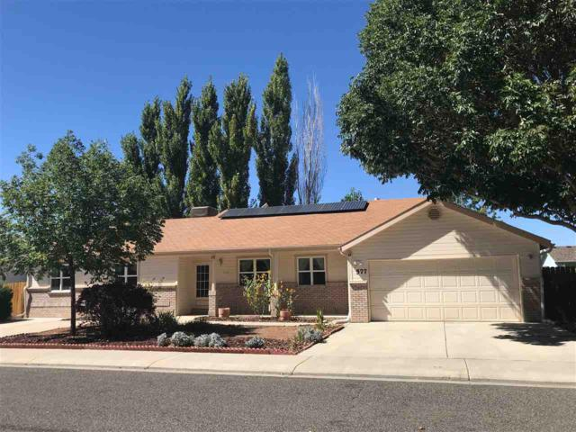 577 Eastwood Street, Grand Junction, CO 81504 (MLS #20185252) :: The Grand Junction Group