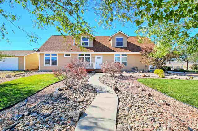 3497 Silverstone Drive, Whitewater, CO 81527 (MLS #20185253) :: The Grand Junction Group