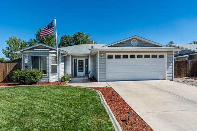 270 E Hanover Circle, Grand Junction, CO 81503 (MLS #20185258) :: CapRock Real Estate, LLC