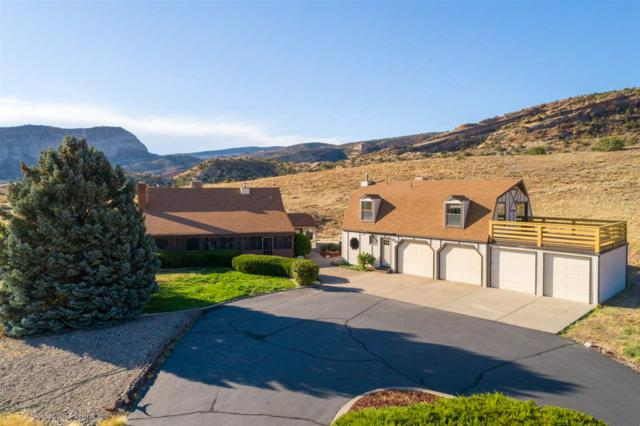 222 E Fallen Rock Road, Grand Junction, CO 81507 (MLS #20185274) :: CapRock Real Estate, LLC
