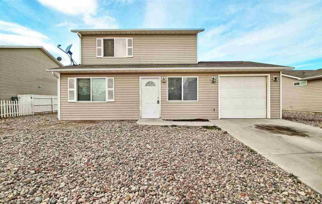 381 Summer Glen Drive, Grand Junction, CO 81501 (MLS #20185287) :: Keller Williams CO West / Mountain Coast Group