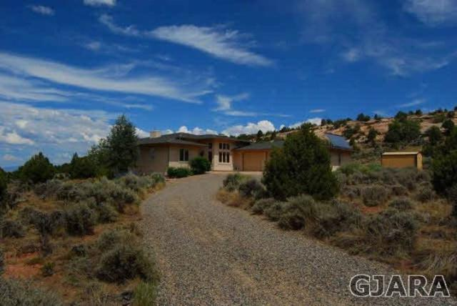 20271 Red Cliff Road, Glade Park, CO 81523 (MLS #20185289) :: CapRock Real Estate, LLC