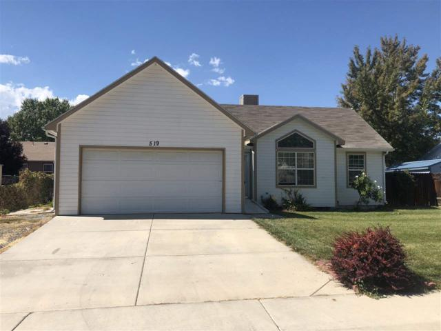 519 Bowstring Drive, Clifton, CO 81520 (MLS #20185302) :: CapRock Real Estate, LLC