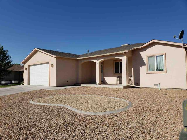 423 Marianne Drive, Grand Junction, CO 81504 (MLS #20185310) :: The Christi Reece Group