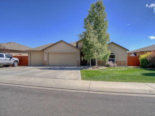1022 Wingate Drive, Fruita, CO 81521 (MLS #20185311) :: CapRock Real Estate, LLC