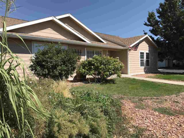 2984 1/2 Redbud Court, Grand Junction, CO 81504 (MLS #20185319) :: The Grand Junction Group