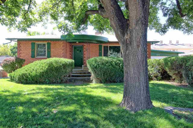 915 Bookcliff Avenue, Grand Junction, CO 81501 (MLS #20185336) :: The Christi Reece Group