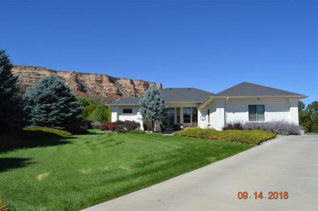 2018 Rosette Court, Grand Junction, CO 81507 (MLS #20185339) :: CapRock Real Estate, LLC