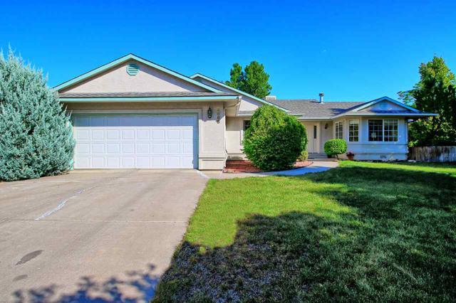 2668 Hemlock Court, Grand Junction, CO 81506 (MLS #20185347) :: CapRock Real Estate, LLC