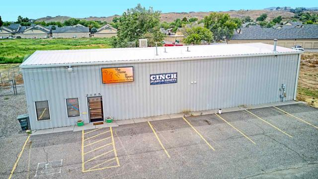 2685 S Highway 50, Grand Junction, CO 81503 (MLS #20185364) :: The Christi Reece Group