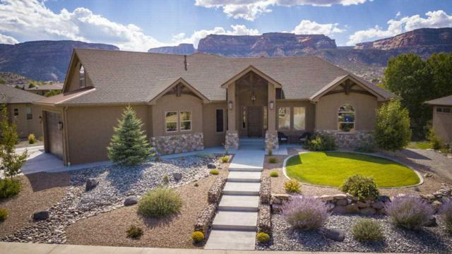 365 Teegan Court, Grand Junction, CO 81507 (MLS #20185365) :: CapRock Real Estate, LLC