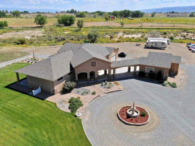 1777 Dell Court, Fruita, CO 81521 (MLS #20185371) :: CapRock Real Estate, LLC