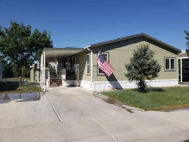 435 32 Road #834, Grand Junction, CO 81504 (MLS #20185397) :: CapRock Real Estate, LLC