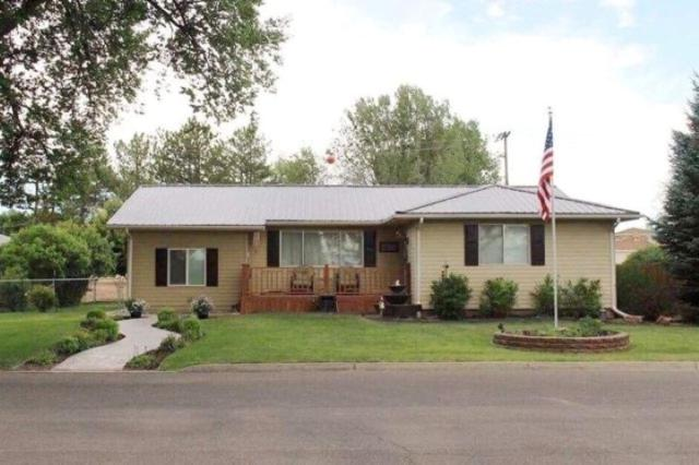 125 W South Avenue, Rangely, CO 81648 (MLS #20185404) :: CapRock Real Estate, LLC