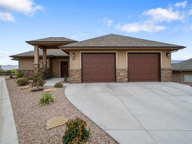 2688 Whisper Court, Grand Junction, CO 81503 (MLS #20185427) :: Keller Williams CO West / Mountain Coast Group