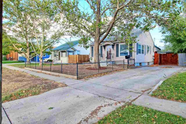 1536 Main Street, Grand Junction, CO 81501 (MLS #20185638) :: CapRock Real Estate, LLC