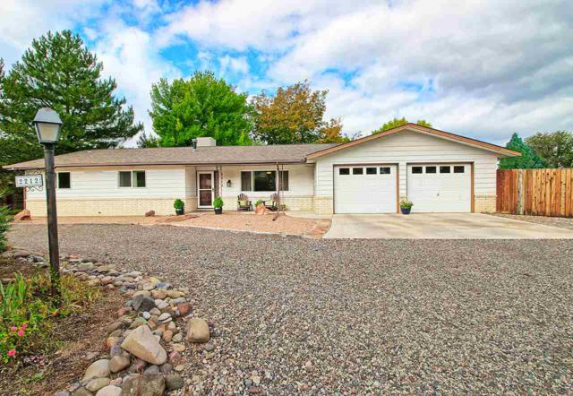 2212 Driftwood Lane, Grand Junction, CO 81507 (MLS #20185697) :: The Borman Group at eXp Realty