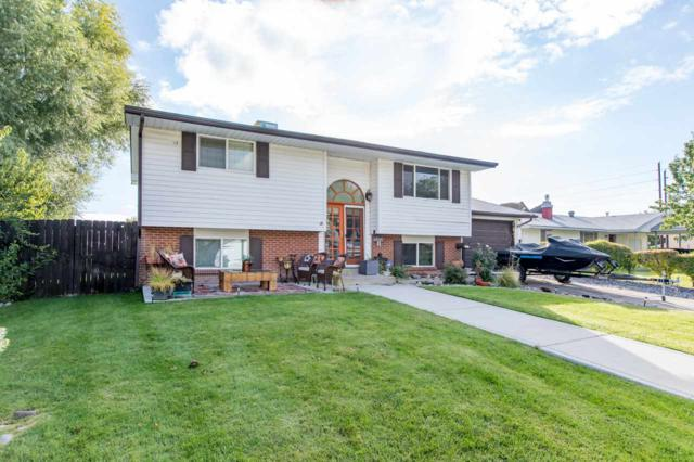 554 28 Road, Grand Junction, CO 81501 (MLS #20185705) :: The Borman Group at eXp Realty