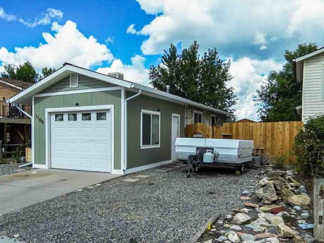 1166 Olson Avenue, Grand Junction, CO 81503 (MLS #20185712) :: The Borman Group at eXp Realty