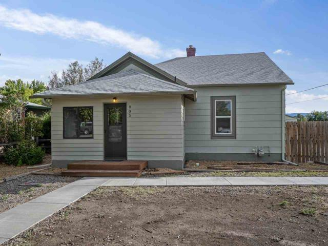 905 Bookcliff Avenue, Grand Junction, CO 81501 (MLS #20185732) :: The Borman Group at eXp Realty