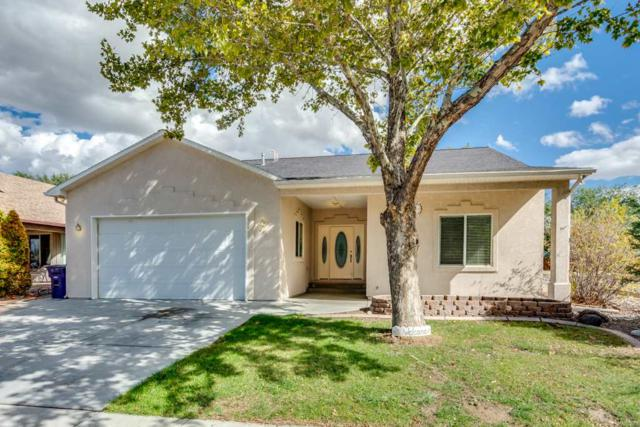 450 Bismarck Street, Grand Junction, CO 81504 (MLS #20185736) :: The Borman Group at eXp Realty