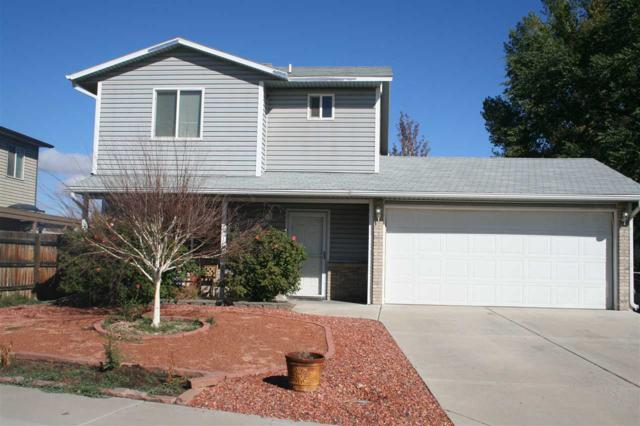 3174 Jamison Avenue, Grand Junction, CO 81504 (MLS #20185742) :: The Borman Group at eXp Realty