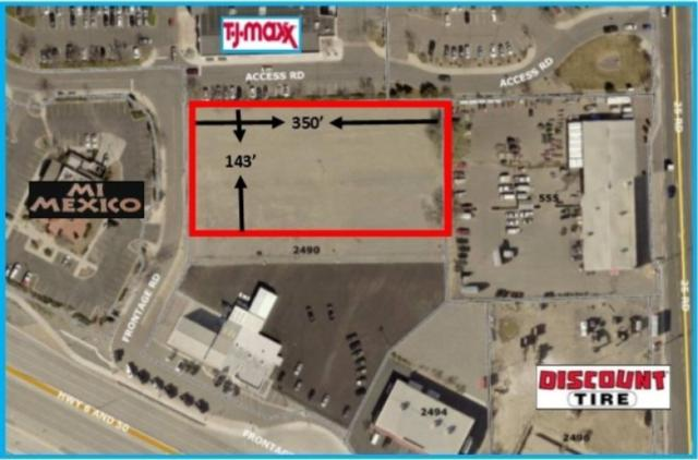 2490 Highway 6&50, Grand Junction, CO 81505 (MLS #20185747) :: The Borman Group at eXp Realty
