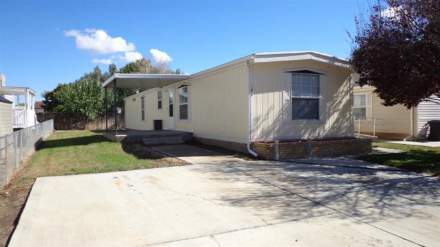 193 Honeysuckle Circle, Fruita, CO 81521 (MLS #20185750) :: The Grand Junction Group