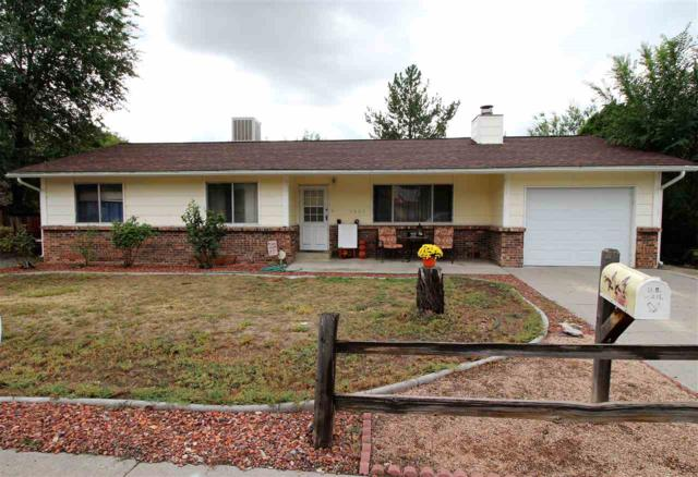 3005 Bookcliff Avenue, Grand Junction, CO 81504 (MLS #20185767) :: The Borman Group at eXp Realty