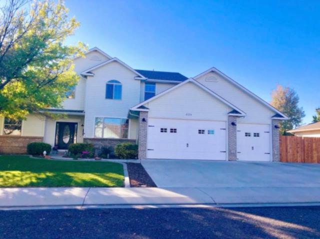 633 Tamarron Drive, Grand Junction, CO 81506 (MLS #20185772) :: The Borman Group at eXp Realty